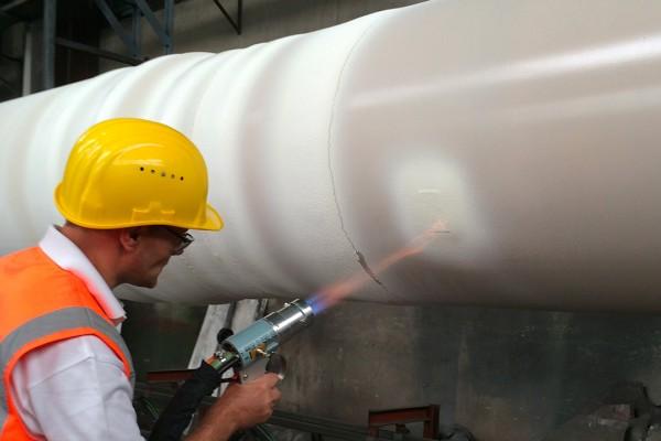 repair-flame-spray